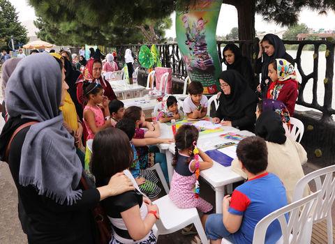 اجرای طرح پویش فصل گرم کتاب در استان گیلان
