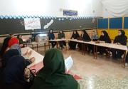 برگزاری نشست تربیتی در کانون تالش