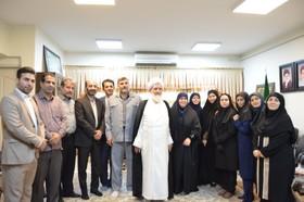 نماینده ولی فقیه در استان کرمانشاه : خدمات کانون، مهم و ماندگار است