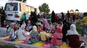 هفته سوم طرح پویش فصل گرم کتاب در زنجان
