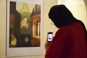 نمایشگاه تصویرگری براتیسلاوا در کرمان