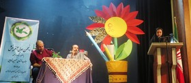 نشست ماهانه انجمن ادبی «آفرینش» کانون قزوین با حضور حسین تولایی