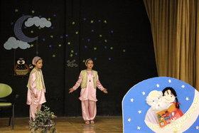 سه کودک نقال، حماسههای شاهنامه را روایت کردند