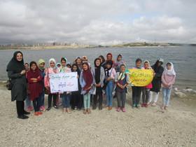اردوی فرهنگی و تفریحی اعضای فعال مرکز شماره ۴ کانون اردبیل