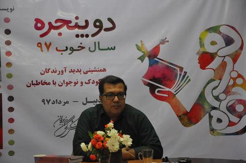 حمیدرضا شاهآبادی نویسنده رمان «هیچکس جراتش را نداشت»