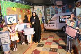 نمایش دستاوردهای کانون فارس در جشنواره خدمت