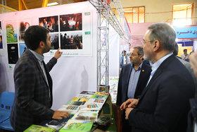 کانون در نمایشگاه دستآوردها و عملکرد وزارت آموزش و پرورش