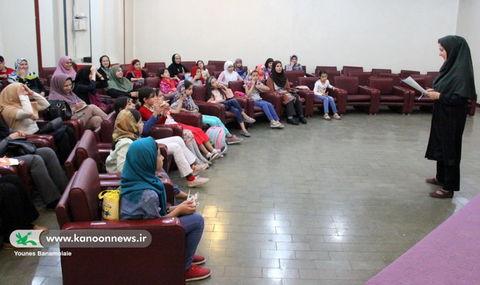 قصۀ جشنواره قصهگویی مرحله حوزهای به سر رسید