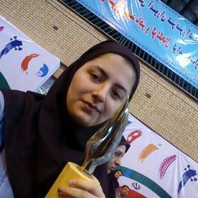 «سارا یاراحمدی » عضوفعال ادبی کانون پرورش فکری لرستان