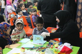 حضور فعال کانون خوزستان در نمایشگاه دولت