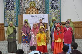 جشن عید غدیر خم با مشارکت کانون پرورش فکری و قرارگاه فرهنگی فاطمه الزهرا(س) اردبیل