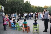 جشن عید غدیر خم در ایستگاه پویش کتاب