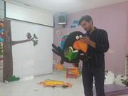 گزارش تصویری جشن قصه گویی مراکز شماره 1 و 2 کانون پرورش فکری یزد- 11شهریور 97