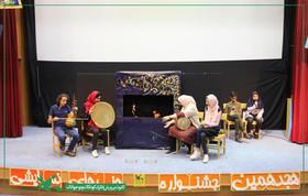 رقابت34 گروه در جشنواره هنرهای نمایشی کانون تهران