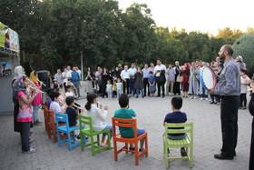 برگزاری جشن عید غدیرخم در ایستگاه فصل گرم کتاب تهران