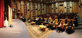اولین روز از هجدهمین جشنواره هنرهای نمایشی کانون تهران