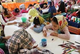 گزارش تصویری ویژه برنامه«کودک و تعاون» در مرکز فرهنگی هنری شماره 5 شیراز