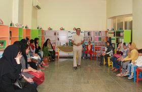 کارکردهای نمایش در قصهگویی کودکان بررسی شد