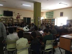 کارگاه آموزشی باشگاههای کتابخوانی در کانون پرورش فکری جیرفت برپا شد