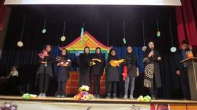 جشن پایان فعالیتهای تابستانی مرکز مجتمع کرج برگزار شد