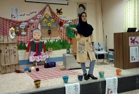 شور و نشاط جشنواره بین المللی قصه گویی در مراکز فرهنگی و هنری کانون مازندران