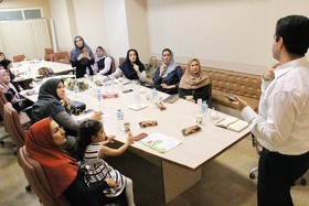 برگزاری کارگاه استانداردسازی زبان اشاره ایرانی در کانون تهران