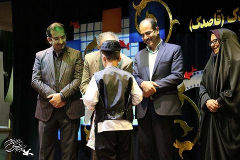 جشنواره قاصدک برگزیدگانش را معرفی کرد، مازندران 2 جایزه گرفت