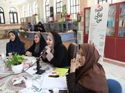 نشست هم اندیشی بیست و یکمین جشنواره قصه گویی در بوشهر
