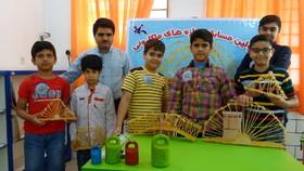 رقابت مهندسان نوجوان کانونی در دزفول