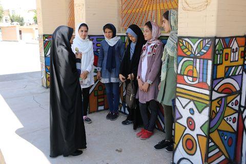 جشنواره کتابخانه ای قصه گویی کانون پرورش فکری کودکان ونوجوانان شماره 3 شهرکرد