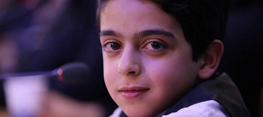 عضو نوجوان یزدی بهترین بازیگر از نگاه یونیسف