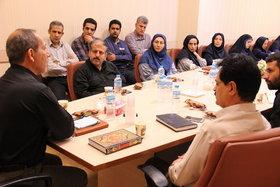 برگزاری جلسه فرهنگی-اداری کانون تهران