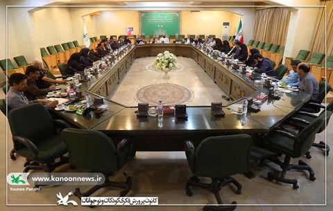 دومین نشست برنامهریزی و هماهنگی با سازمانها و نهادهای مرتبط با حوزه اسباببازی