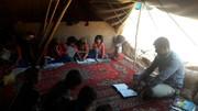 کودکان و نوجوانان عشایر خراسان شمالی