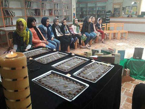 سوگواره امام حسین(ع) در مرکز شماره3 مشهد