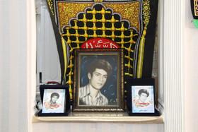 پس از شهادت من سیاه نپوشید و اشک نریزید جز به یاد شهیدان روز عاشورا