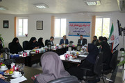 جلسه هفته ملی کودک در  مازندران