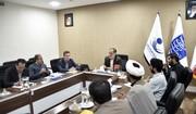 جلسه سازمان فضایی ایران