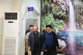 بازدید از زندان مرکزی و کانون اصلاح و تربیت استان قم