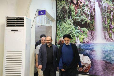 بازدید از کانون اصلاح و تربیت قم