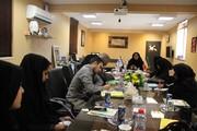 نشست خبری مدیرکل کانون سیستان و بلوچستان با رسانهها در هفتهی ملی کودک