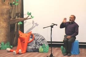 روایت قصه ها با «پشمی آوازه خوان» آغاز شد