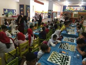 ۲۲ تیم شطرنجباز کانون تهران باهم رقابت کردند