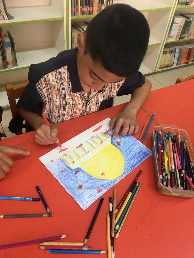 اعلام همبستگی با کودکان فلسطینی در کانون ۱۲ تهران