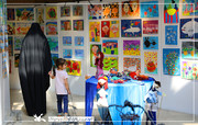نمایشگاه «آفرینش دوباره» مرکز آفرینشهای فرهنگیهنری کانون