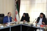 مدیرکل کانون پرورش فکری کرمان در استانداری