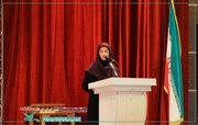 محبوبه رجبنسبآقامحلی مدیرکل کانون استان گلستان