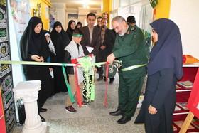 آثار کودکان و نوجوانان به نمایشگاه دفاع مقدس راه یافت
