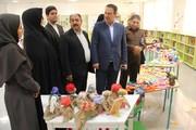 آغاز برنامه های هفته ملی کودک در مرکز شماره 2 بجنورد با حضور مدیر کل کانون و شهردار