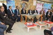 استاندار سمنان در آیین گشایش نمایشگاه استانی هفته ملی کودک کانون پرورش فکری